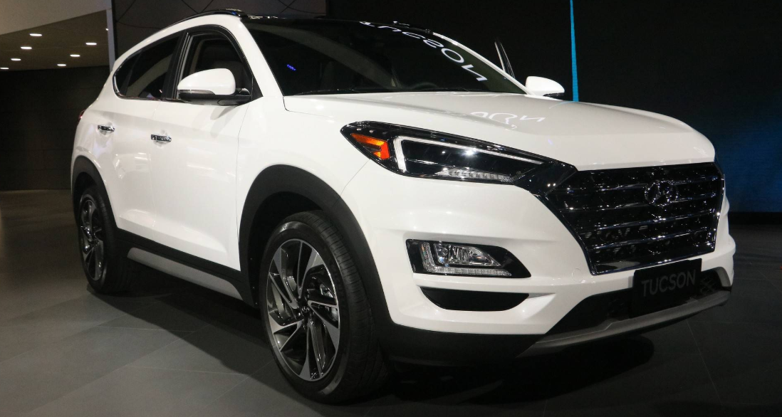 15 New Hyundai Tucson Redesign 2020 Release Date with Hyundai Tucson Redesign 2020