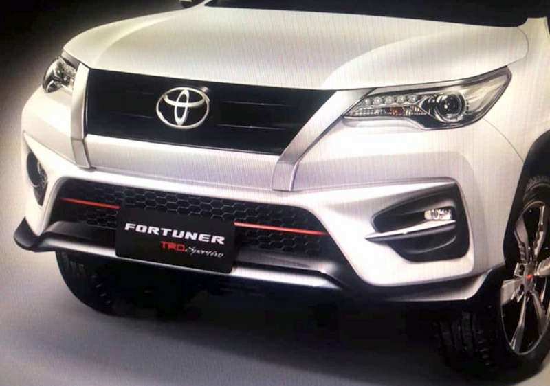 15 The 2019 Toyota Fortuner Configurations by 2019 Toyota Fortuner