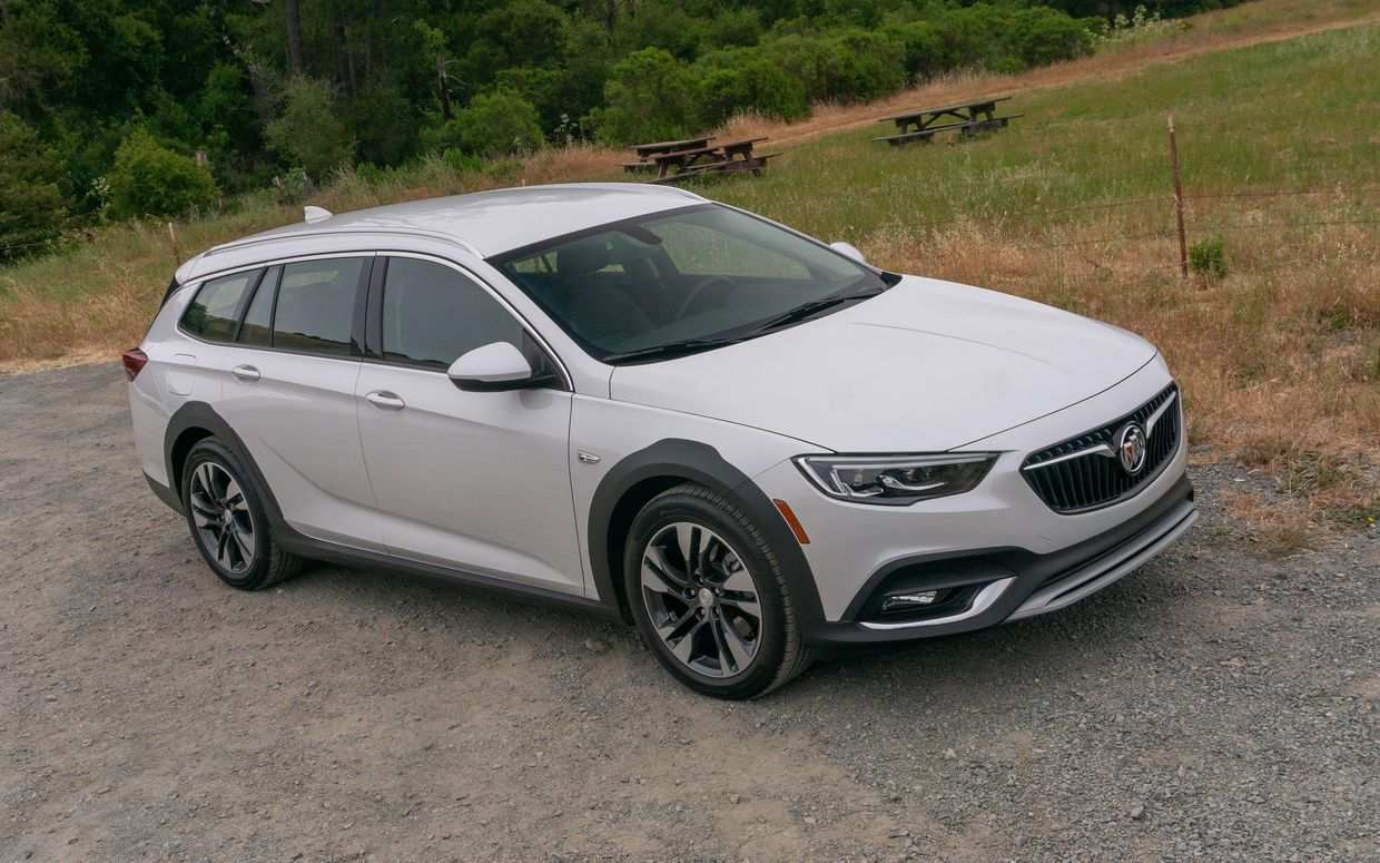 16 All New 2020 Buick Regal Sportback Performance and New Engine for 2020 Buick Regal Sportback