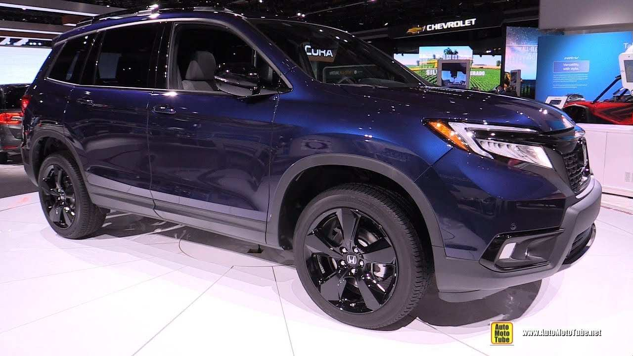 16 All New Honda Passport 2020 Style by Honda Passport 2020