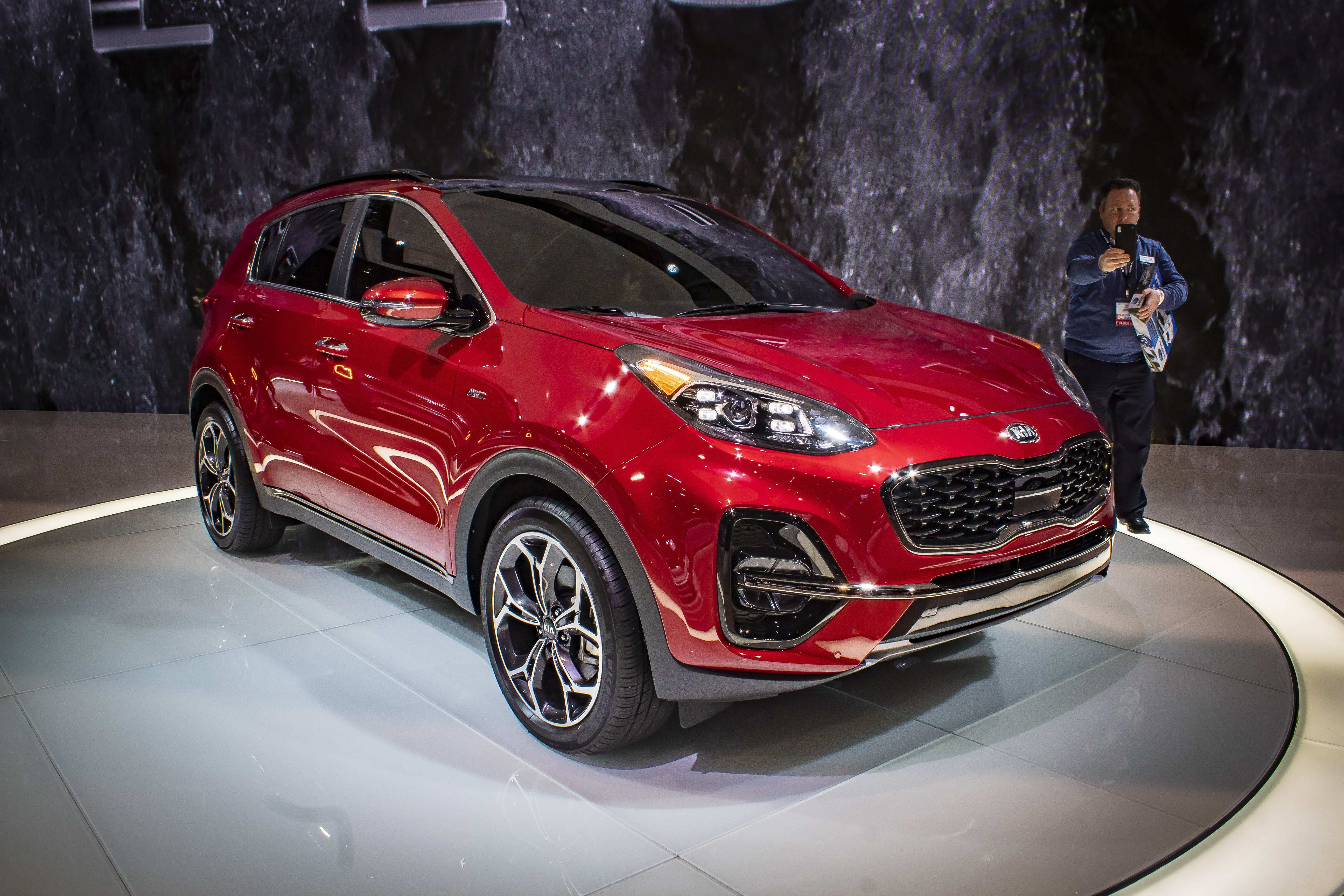 16 All New When Does The 2020 Kia Sportage Come Out Rumors by When Does The 2020 Kia Sportage Come Out