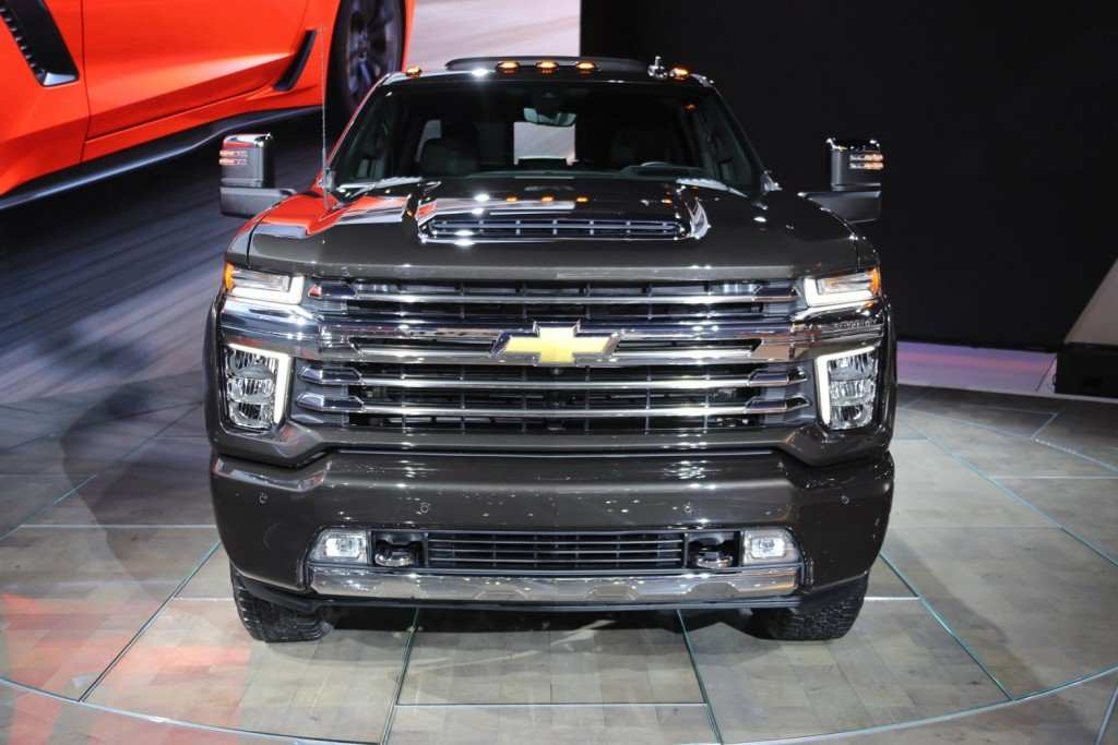 16 Concept of Chevrolet High Country 2020 Interior by Chevrolet High Country 2020