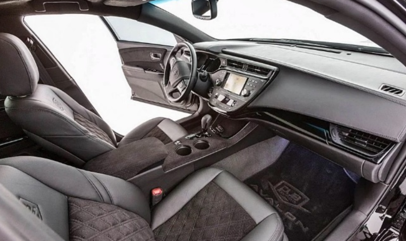 16 Gallery of 2020 Toyota Quantum Interior Spesification by 2020 Toyota Quantum Interior