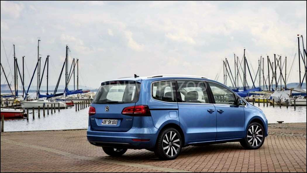 16 Gallery of Volkswagen Sharan 2020 Redesign for Volkswagen Sharan 2020