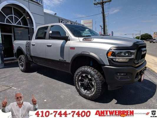 16 Great 2019 Dodge Power Wagon Exterior with 2019 Dodge Power Wagon