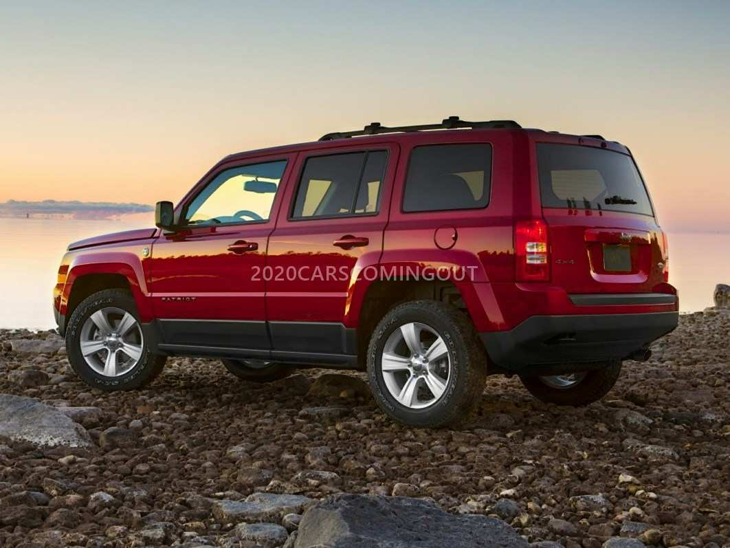 16 Great 2019 Jeep Patriot Interior for 2019 Jeep Patriot