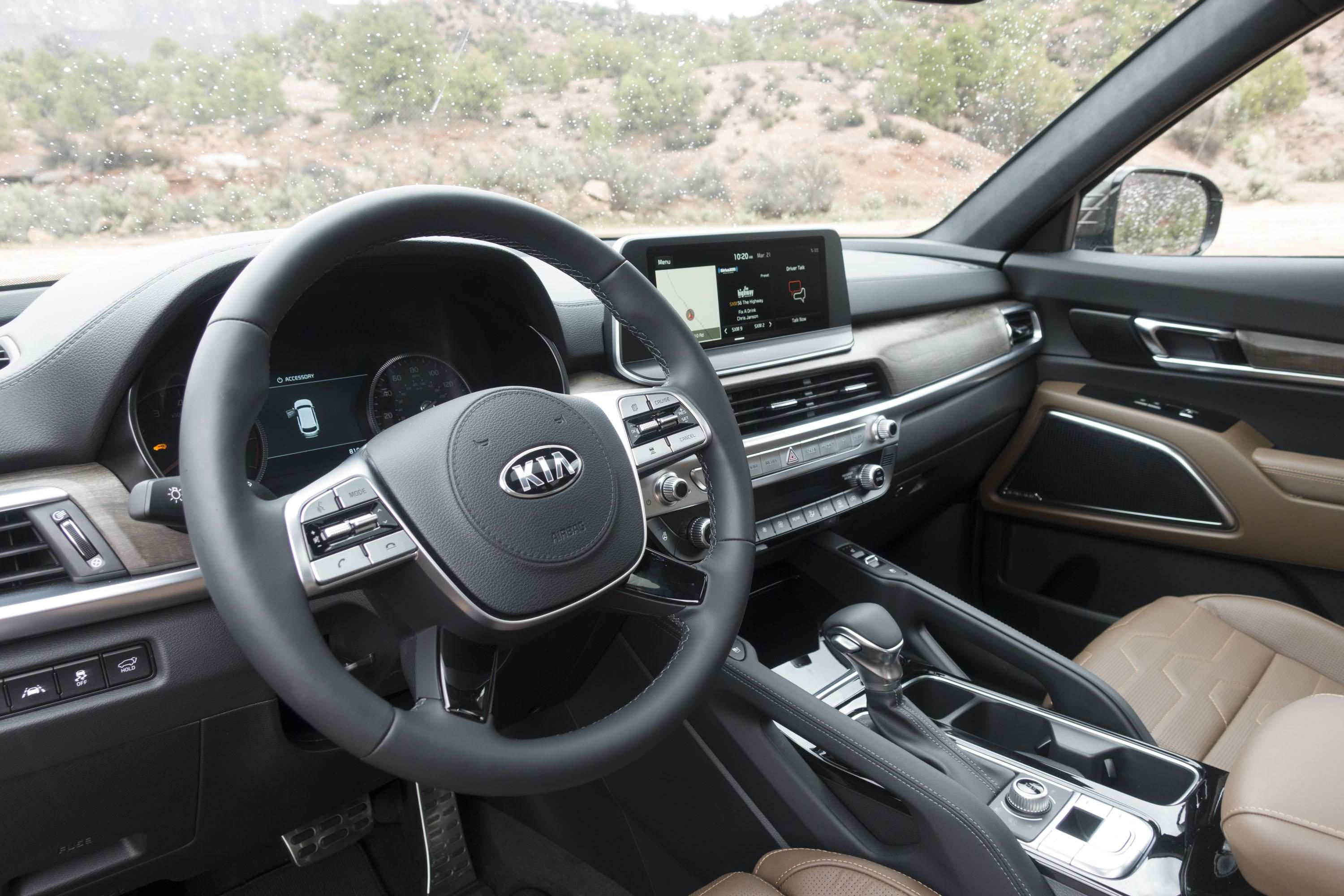 16 Great Kia Telluride 2020 Interior Exterior and Interior with Kia Telluride 2020 Interior