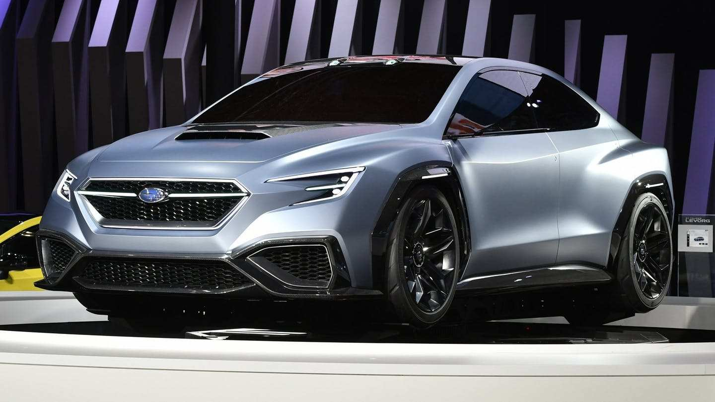 16 New 2020 Subaru Wrx Release Date Redesign and Concept for 2020 Subaru Wrx Release Date