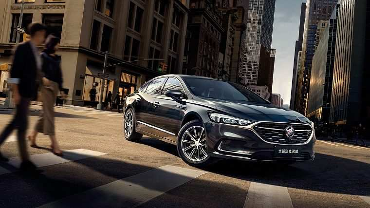 16 The 2020 Buick Lacrosse China Ratings for 2020 Buick Lacrosse China