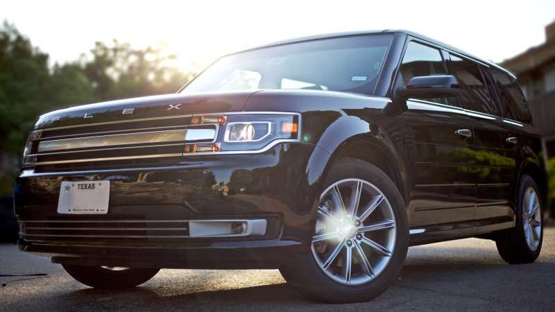 16 The Ford Flex 2020 New Concept by Ford Flex 2020