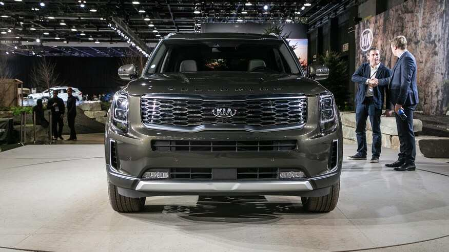 16 The Kia New Truck 2020 Redesign and Concept for Kia New Truck 2020