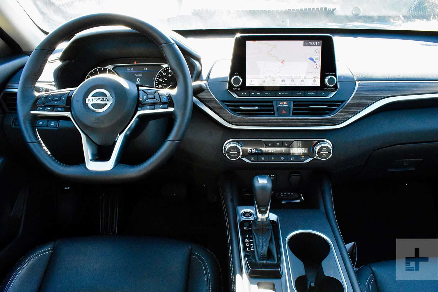 17 All New 2019 Nissan Altima Interior Release Date by 2019 Nissan Altima Interior