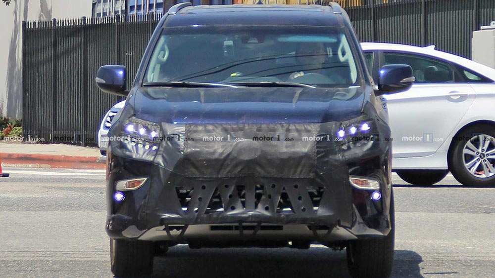 17 All New 2020 Lexus Gx 460 Spy Photos Price by 2020 Lexus Gx 460 Spy Photos