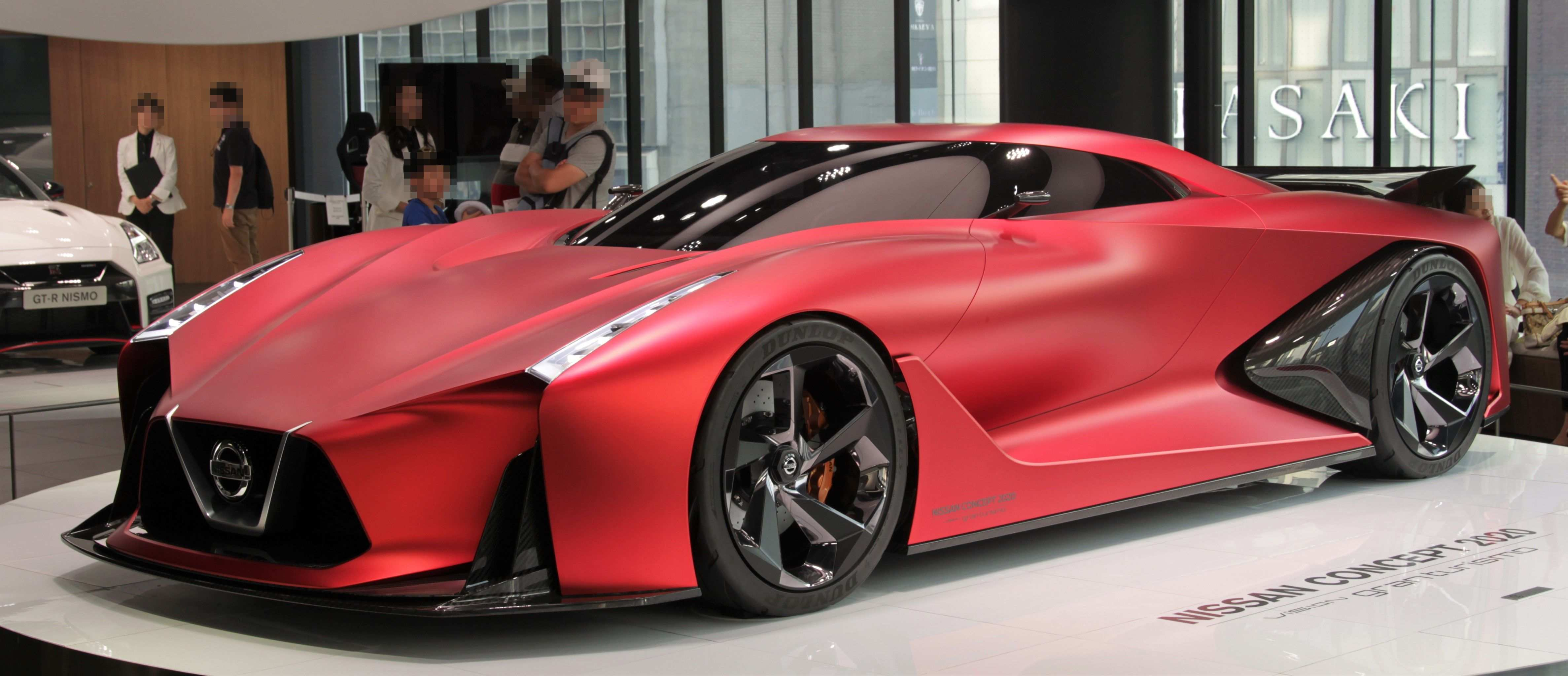17 All New Nissan Concept 2020 Gran Turismo Model for Nissan Concept 2020 Gran Turismo