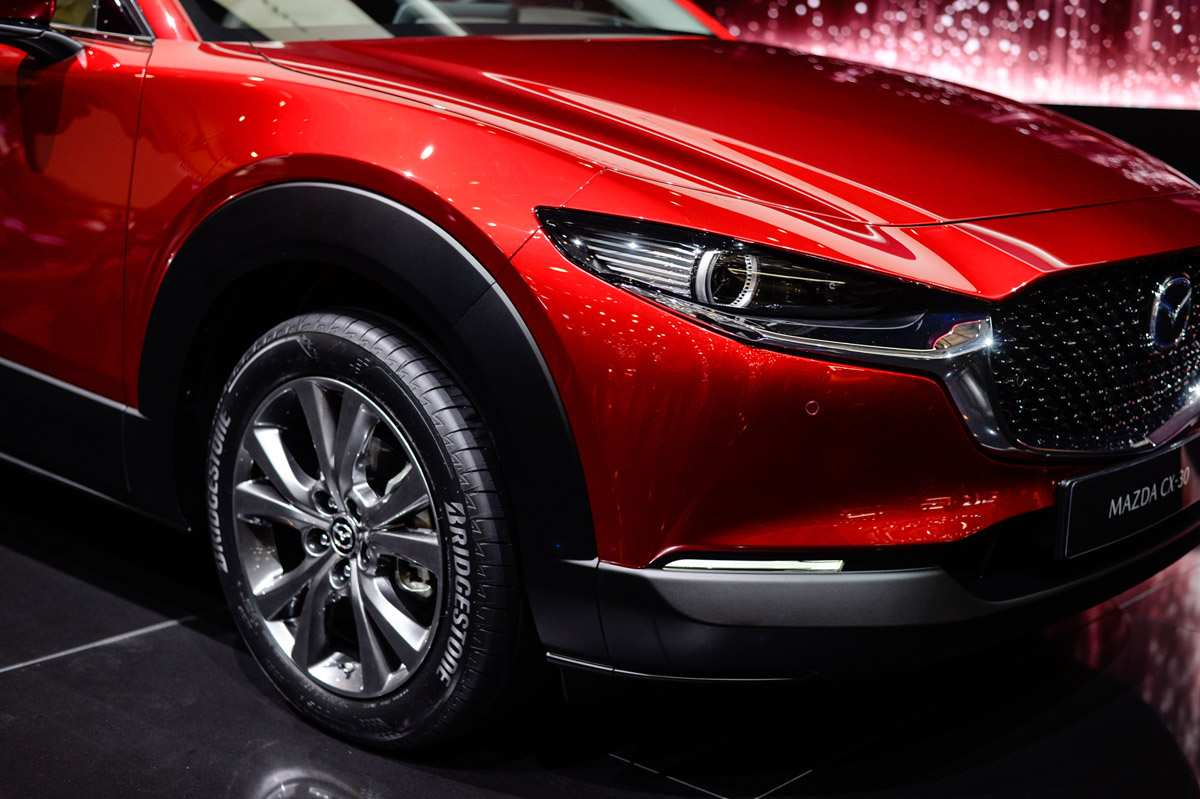 17 Concept of 2020 Mazda X30 Engine with 2020 Mazda X30