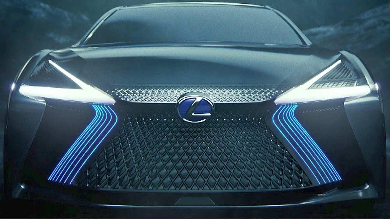 17 Great Lexus Concept 2020 Spy Shoot by Lexus Concept 2020