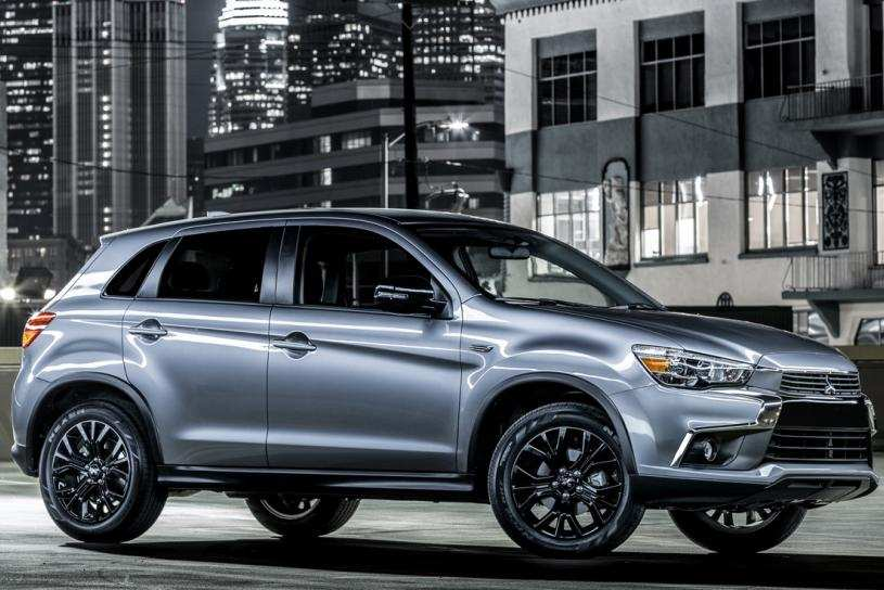 17 New 2019 All Mitsubishi Outlander Sport History by 2019 All Mitsubishi Outlander Sport