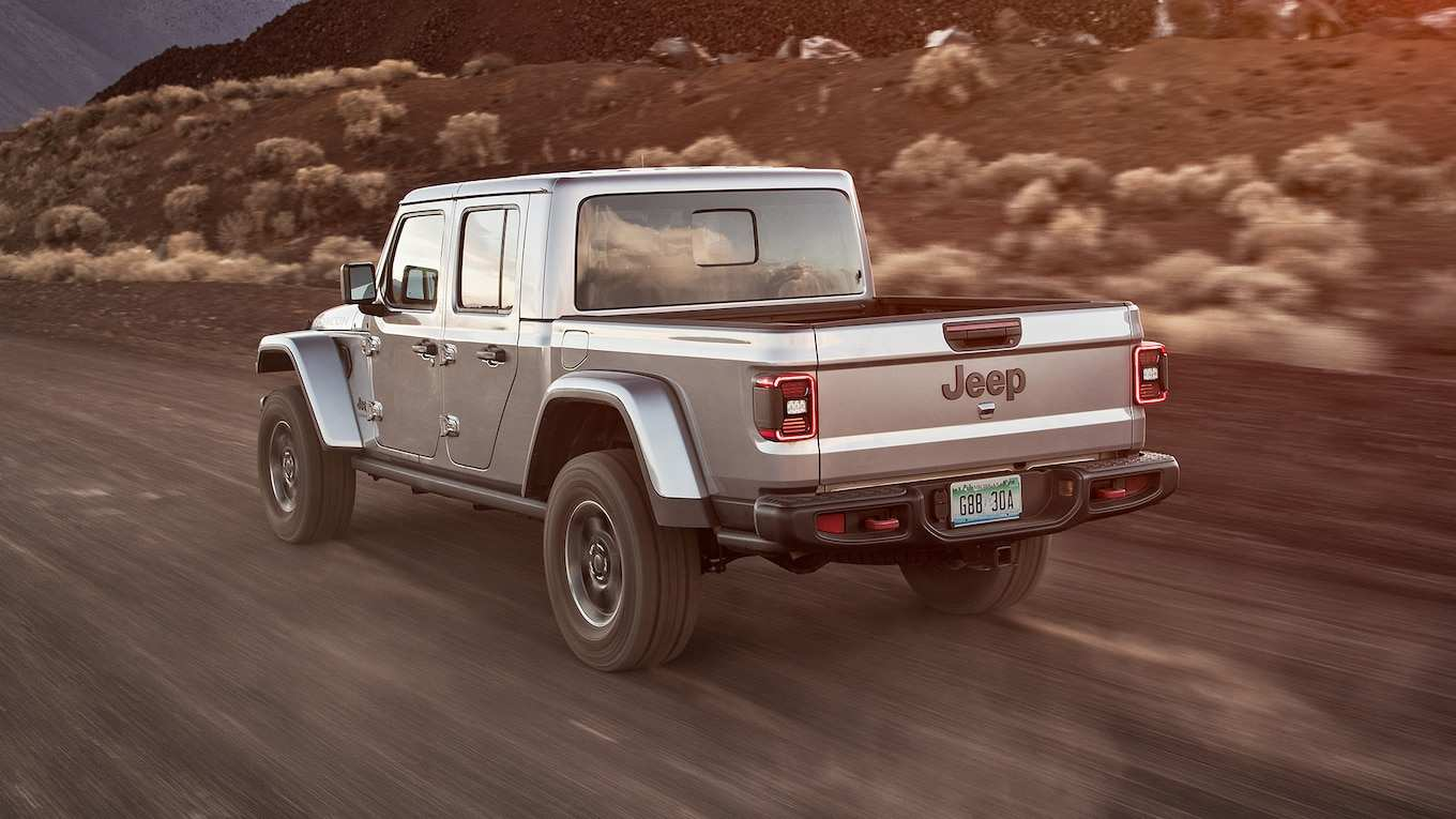 17 The 2020 Jeep Gladiator Fuel Economy Wallpaper for 2020 Jeep Gladiator Fuel Economy