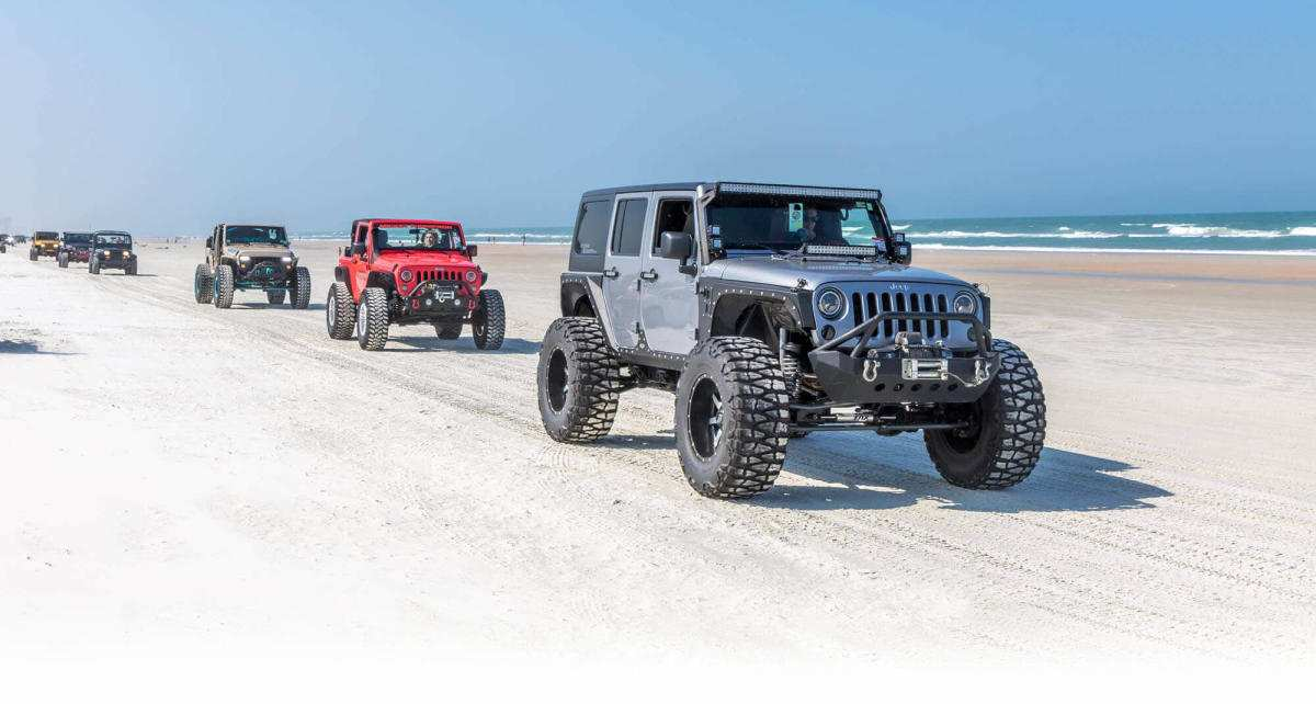 17 The Jeep Beach Daytona 2020 Exterior and Interior for Jeep Beach Daytona 2020