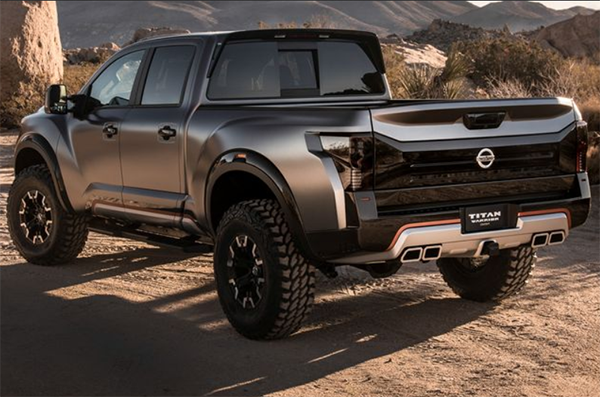 18 All New Nissan Titan Warrior 2020 Exterior and Interior with Nissan Titan Warrior 2020
