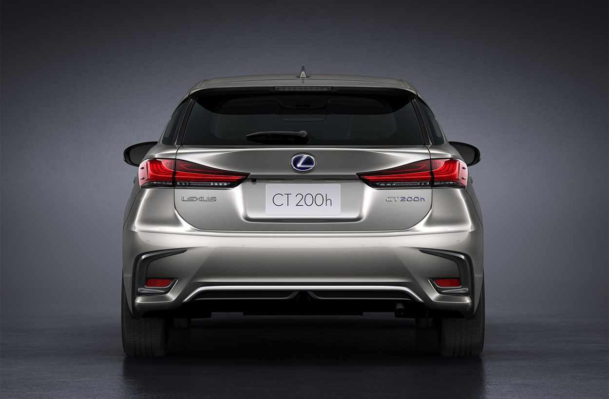 18 All New Nuevo Lexus Ct 2020 Specs with Nuevo Lexus Ct 2020