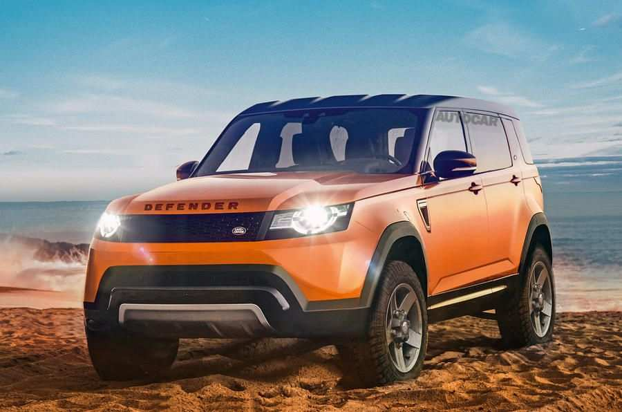 18 Best Review 2019 Land Rover Defender Research New by 2019 Land Rover Defender