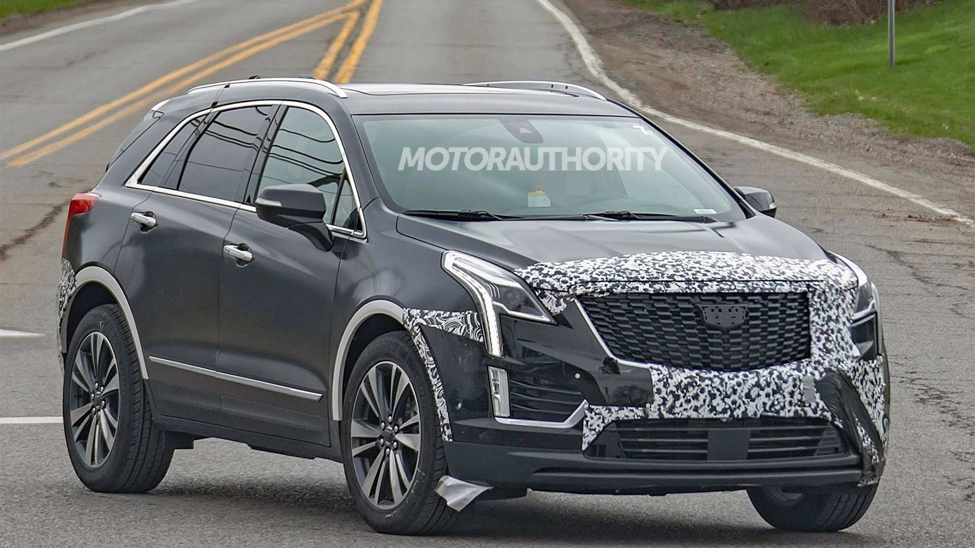 18 Best Review 2019 Spy Shots Cadillac Xt5 Engine for 2019 Spy Shots Cadillac Xt5