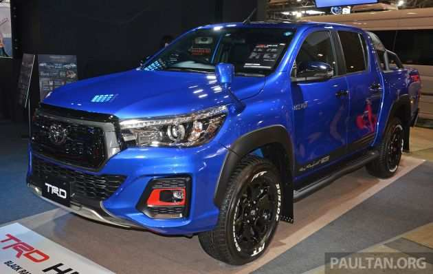 18 Best Review 2019 Toyota Hilux Performance and New Engine with 2019 Toyota Hilux