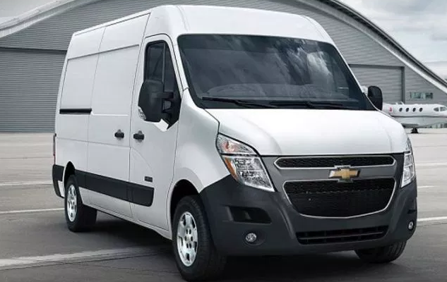 18 Best Review Chevrolet Express Van 2020 Configurations by Chevrolet Express Van 2020