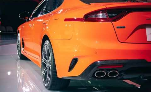 18 Concept of 2020 Kia Stinger Gt Photos by 2020 Kia Stinger Gt