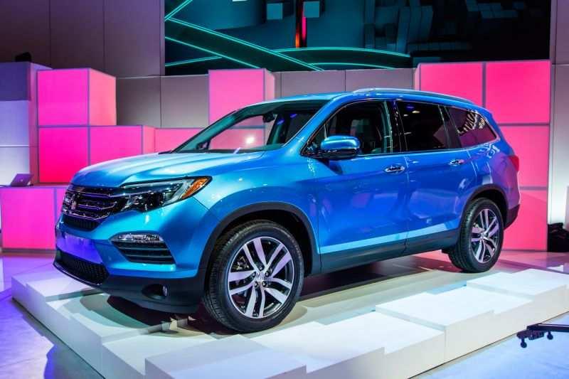 18 Concept of Honda Pilot 2020 Hybrid Release Date for Honda Pilot 2020 Hybrid