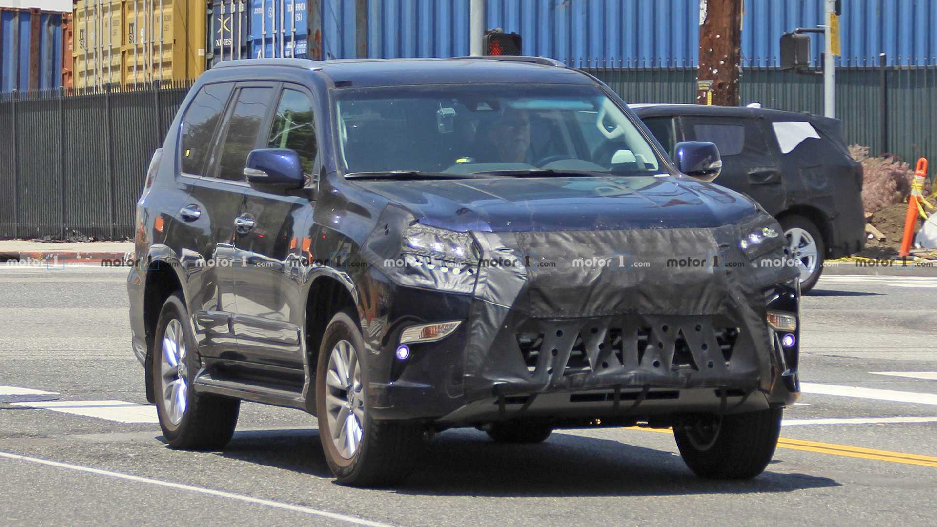 18 Gallery of 2020 Lexus Gx 460 Spy Photos Price and Review by 2020 Lexus Gx 460 Spy Photos