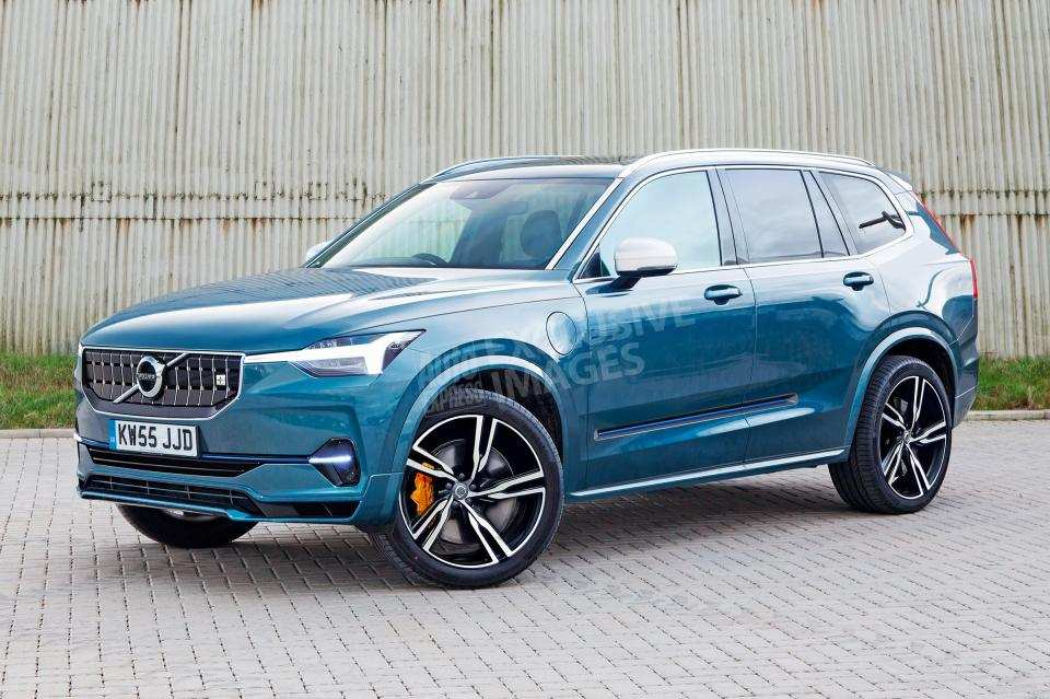 18 Gallery of Volvo Xc90 Model Year 2020 Concept by Volvo Xc90 Model Year 2020