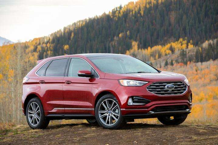 18 Great 2019 Ford Edge Sport Spesification for 2019 Ford Edge Sport