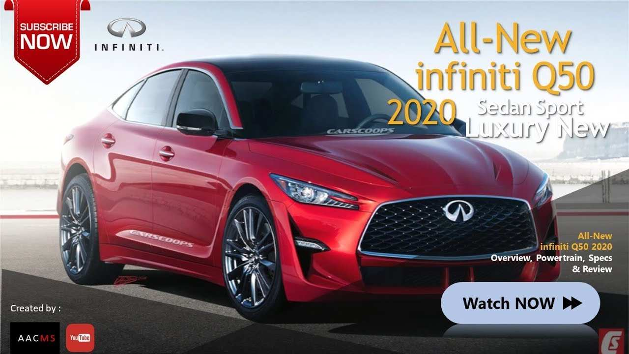 18 New Infiniti Sedan 2020 Prices by Infiniti Sedan 2020