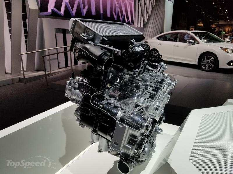 18 New Subaru New Engine 2020 Style for Subaru New Engine 2020