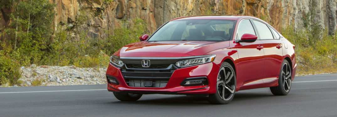 18 The 2019 Honda Accord Coupe Sedan Speed Test by 2019 Honda Accord Coupe Sedan
