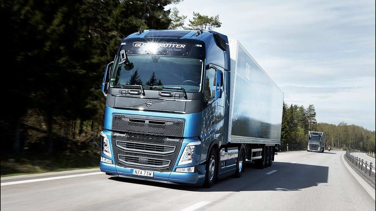 18 The Volvo Globetrotter 2020 Interior for Volvo Globetrotter 2020