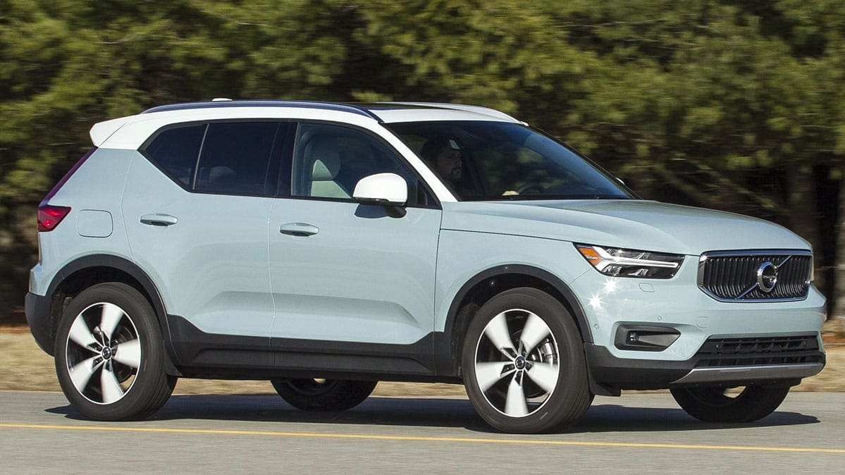 19 All New 2019 Volvo Xc40 Mpg Performance with 2019 Volvo Xc40 Mpg