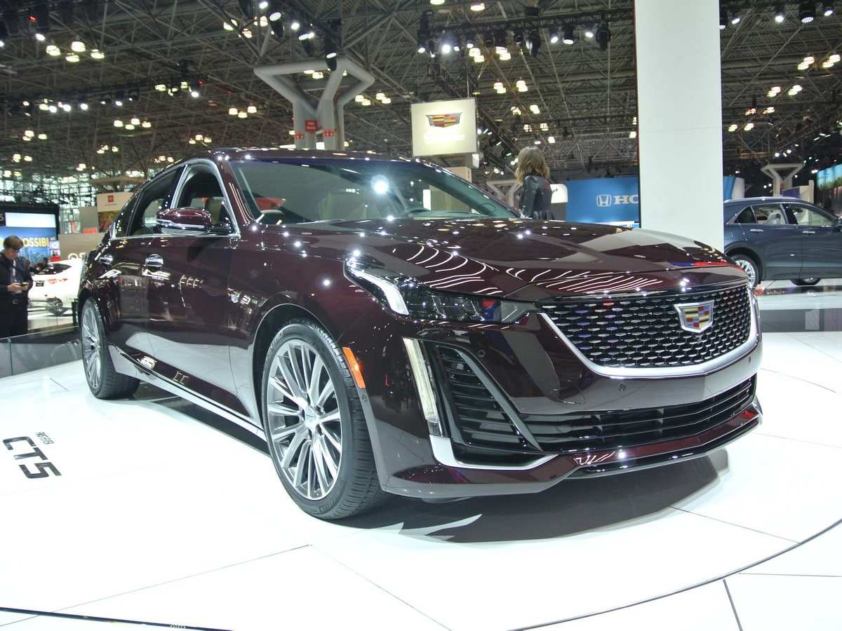 19 All New Cadillac For 2020 Exterior by Cadillac For 2020