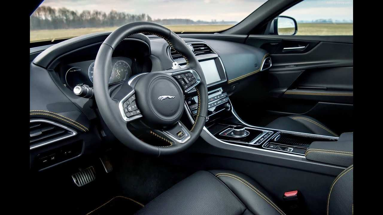 19 All New New Jaguar Xe 2020 Interior First Drive by New Jaguar Xe 2020 Interior