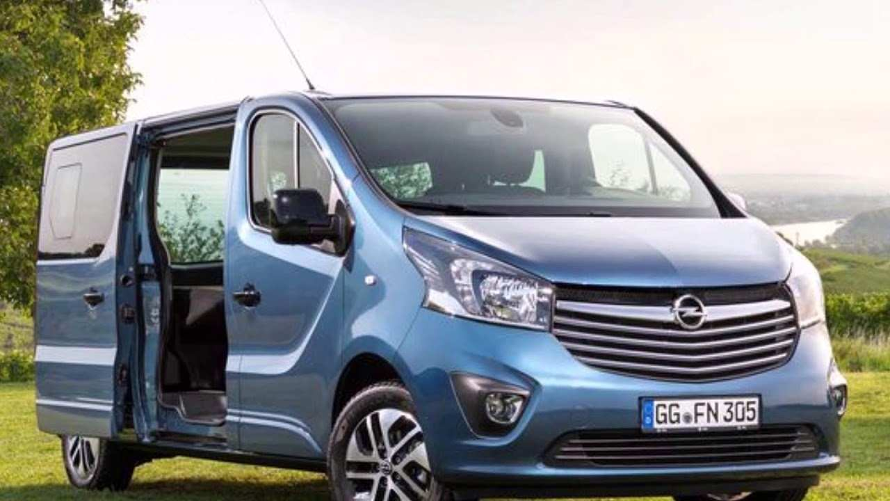 19 Best Review 2019 Opel Vivaro Performance and New Engine with 2019 Opel Vivaro