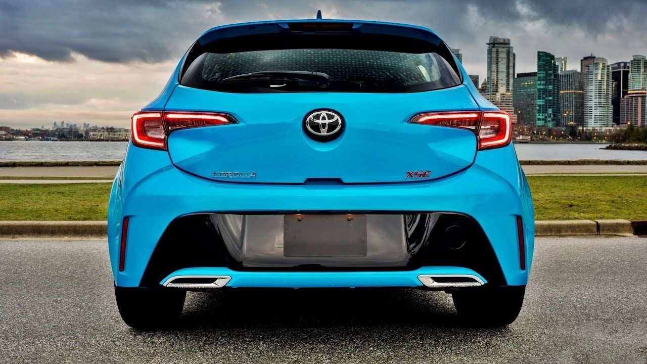 19 Best Review 2019 Toyota Matrix Research New by 2019 Toyota Matrix