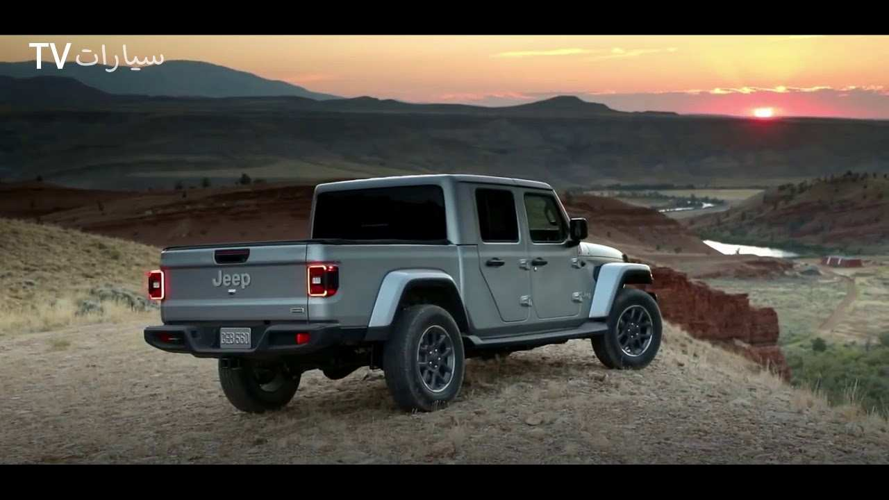 19 Best Review 2020 Jeep Gladiator Youtube Engine by 2020 Jeep Gladiator Youtube