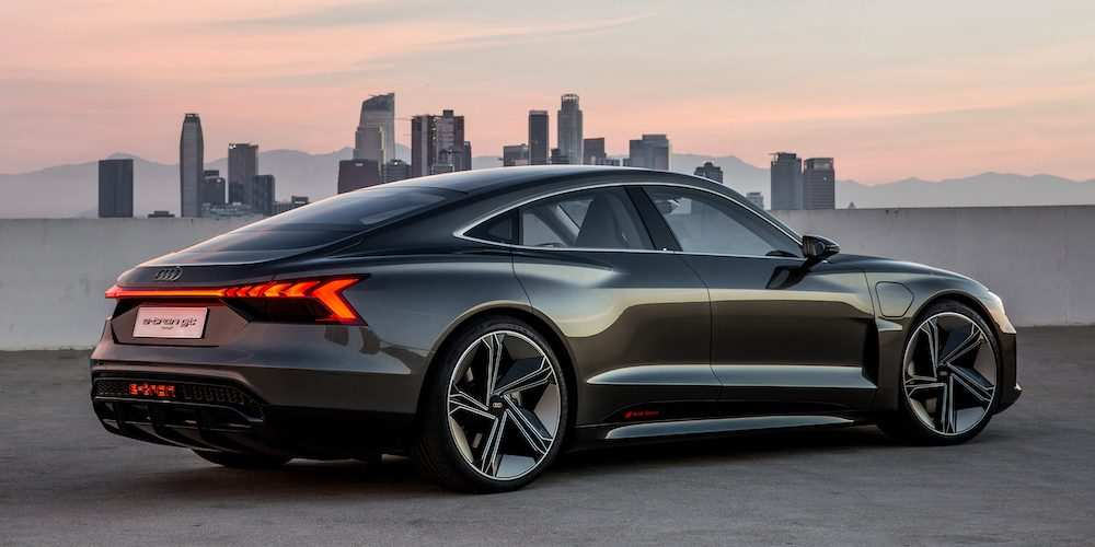19 Concept of 2020 Audi E Tron Gt Configurations with 2020 Audi E Tron Gt