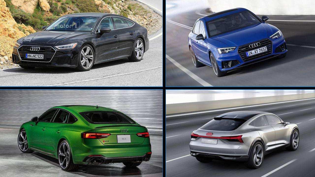 19 Concept of Audi Modellpalette Bis 2020 New Concept by Audi Modellpalette Bis 2020