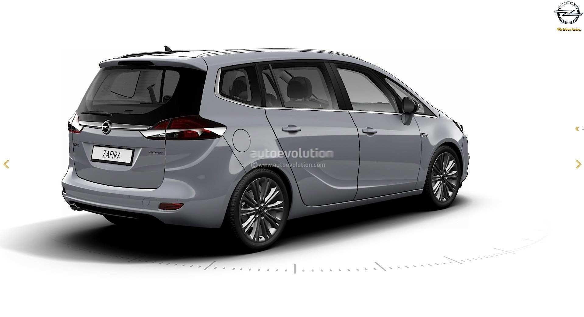 19 Concept of Futur Opel Zafira 2020 Engine with Futur Opel Zafira 2020