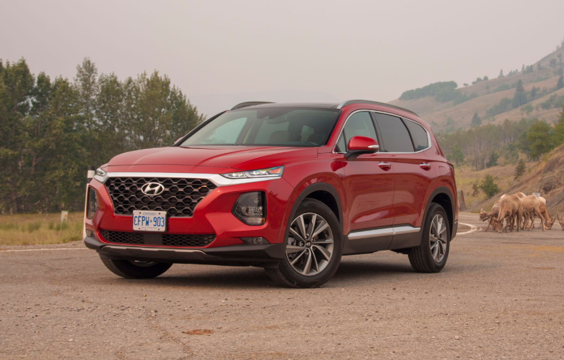 19 Gallery of 2020 Hyundai Santa Fe N Pictures with 2020 Hyundai Santa Fe N