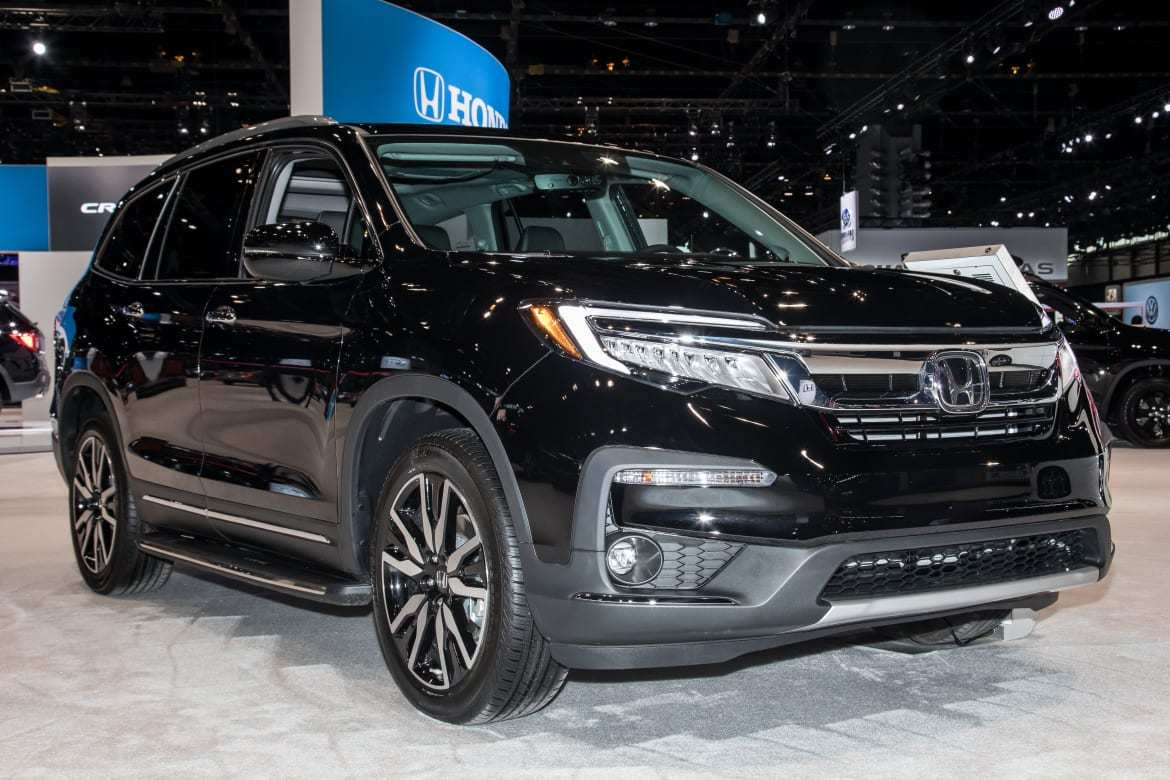 19 Gallery of Honda Pilot 2020 Hybrid Photos with Honda Pilot 2020 Hybrid