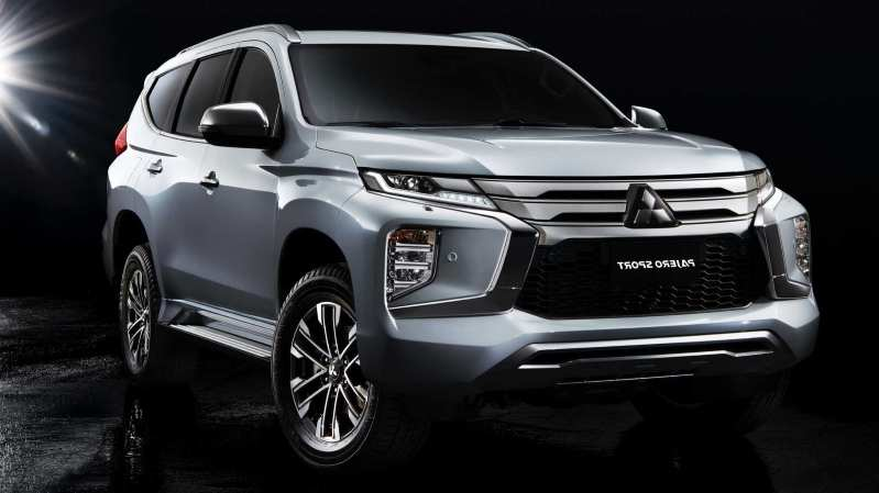 19 Gallery of Mitsubishi Pajero Full 2020 Research New by Mitsubishi Pajero Full 2020